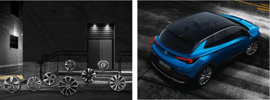 Opel Grandland X - Колесные диски